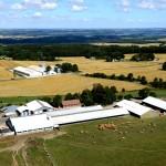 Kruse Luftfoto Landbrug